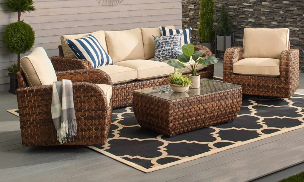 How Do I Buy Outdoor Living Furniture